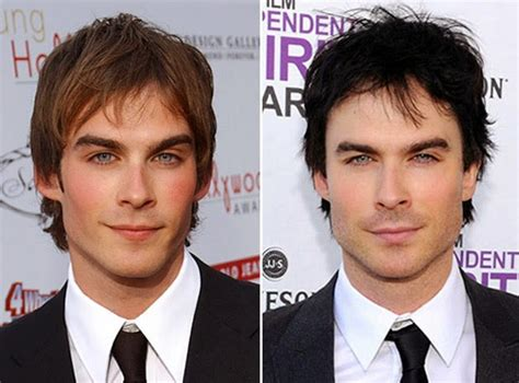 ian somerhalder face shape chatter busy ian somerhalder plastic surgery
