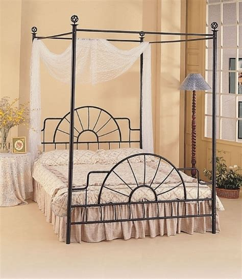 metal canopy bed frame queen modern romance metal canopy bed frame queen ideas photo 09
