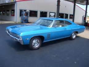 1968 chevrolet impala ss fastback 61397