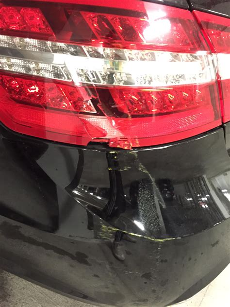 tail light repair cost tail light damage repair cost 2013 e350 mbworld org forums
