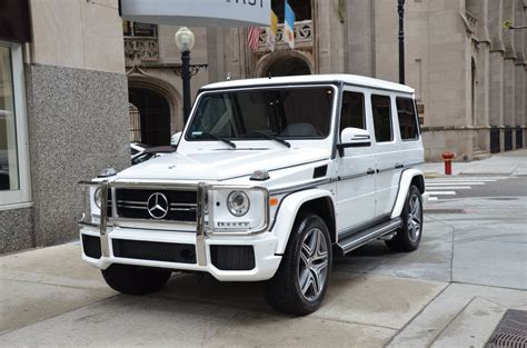 mercedes g wagon 2015 2015 mercedes g class g63 amg stock b875a for sale