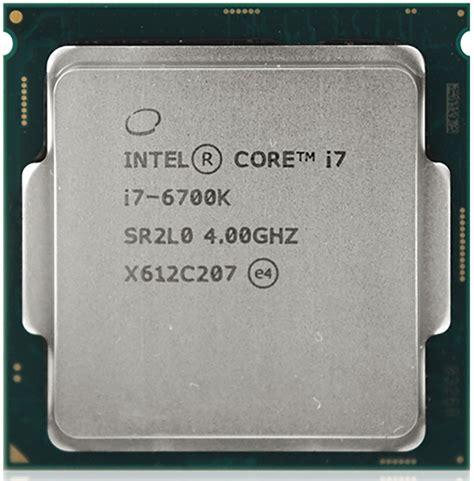 Intel I7 6700k 4 0ghz Up To 4 2ghz Cache 8mb Box Socket Lga 1 original for intel i7 6700k processor 4 0ghz 8mb cache socket lga 1151