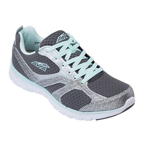 jcpenney athletic shoes avia 174 cube womens running shoes jcpenney