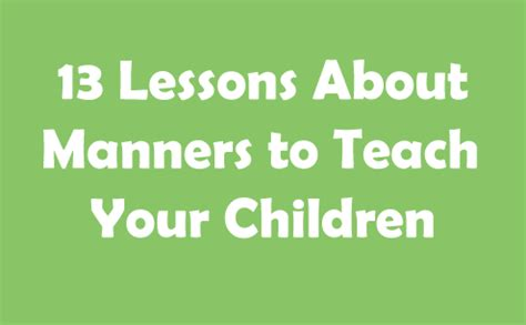 10 Valuable Lessons To Teach Your by Home 10 Minutes Of Quality Time