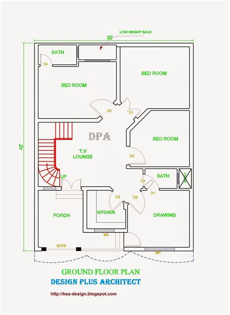 house designs and floor plans in pakistan home plan in pakistan home decor and design home plan