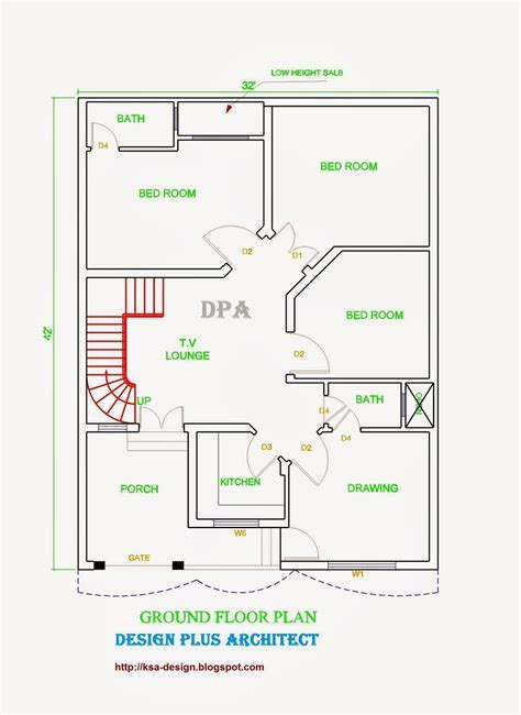 Home Plan In Pakistan, Home Decor and Design   home plan