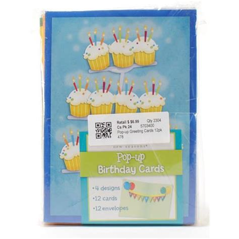 Wholesale Birthday Cards Wholesale Pop Up Birthday Cards With Envelopes 5 Quot X7 Quot 4 Des