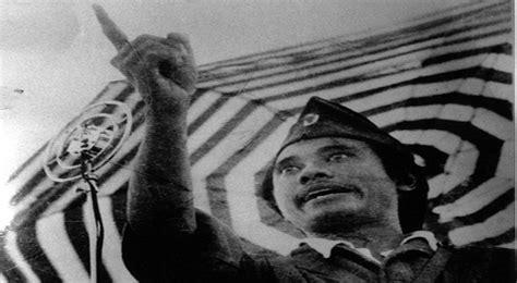 bung tomo bakar semangat pejuang melawan inggris hari pahlawan ini isi pidato bung tomo pelecut semangat