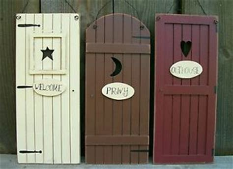 Ebay Decorative Bathroom Door Signs