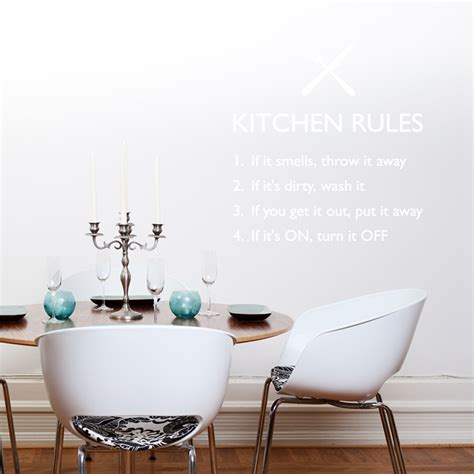 Kitchen Wall Decor Stickers wall decor stickers the decorations of your very own room