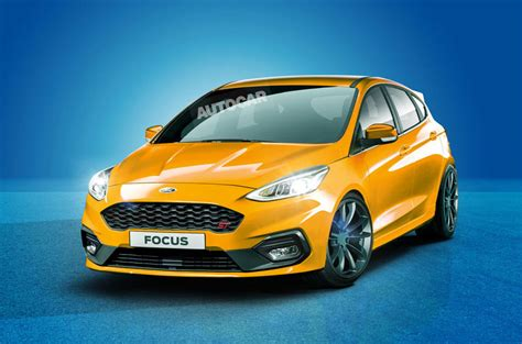 275bhp ford focus st to 2018 line up autocar