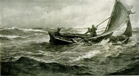 small fishing boat in rough seas new page 39 www old portlethen co uk