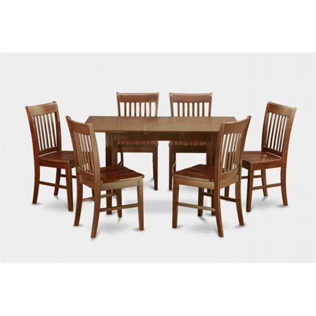 piece small kitchen table set table  leaf