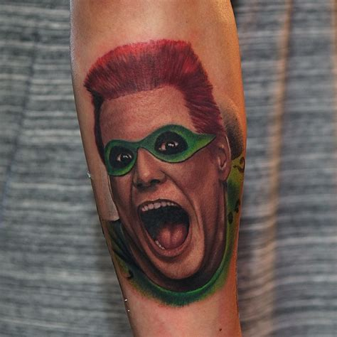 riddler tattoo arm riddler of batman best ideas gallery