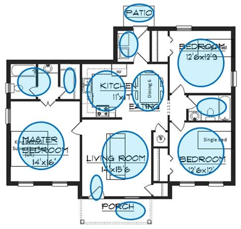Draw A Floor Plan Free Home Floor Plan Designs General Layout