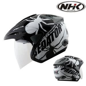 Busa Helm Nhk Predator By Dennyta harga jual helm nhk predator yamaha n max superman vs