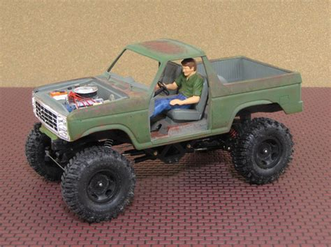 Ford Bronco Rc Rock Crawler by 1980 Ford Bronco Rock Crawler Page 2 Rccrawler