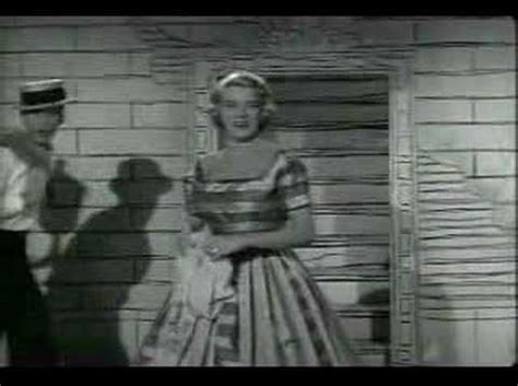 rosemary clooney mambo italiano video rosemary clooney mambo italiano great 1950s vocal