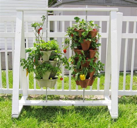 Hanging Garden Planter by Stackable Hanging Garden Planter Buy Garden Planter