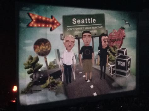 astrology et al bookstore seattle wa book store in rush quot r40 live 40th anniversary quot tour pictures key arena