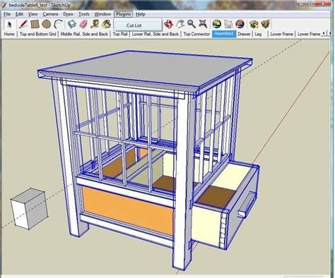 sketchup for woodworkers plugins sketchup cutting board woodworking projects plans