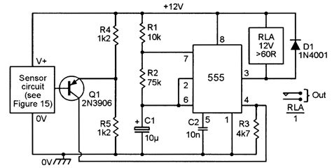 thermistor relay wiring diagram 31 wiring diagram images