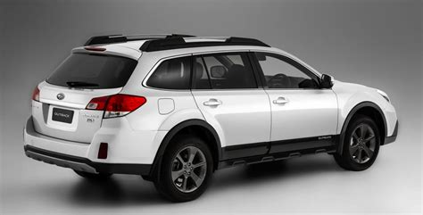 subaru cars prices subaru outback tougher look price rise for 2014 photos