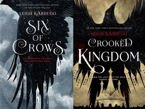 six of crows books s books cover reveal crooked kingdom by leigh bardugo