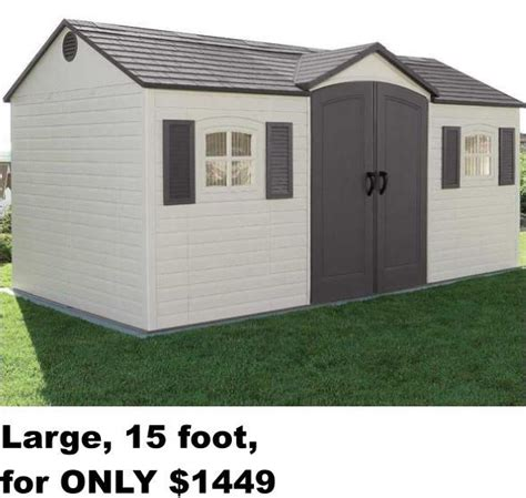 Cheap Plastic Storage Sheds 25 Best Ideas About Cheap Plastic Sheds On