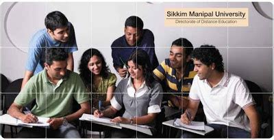 Manipal Mba For Working Professionals by Sikkim Manipal Distance Education Mba Smu 2016 2017