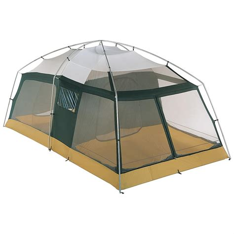 cabin tents eureka 174 the condo khaki green 93669 cabin tents at