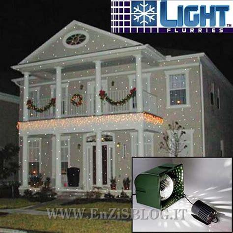 proiettore per casa proiettore di neve light flurries decoriamo la casa per