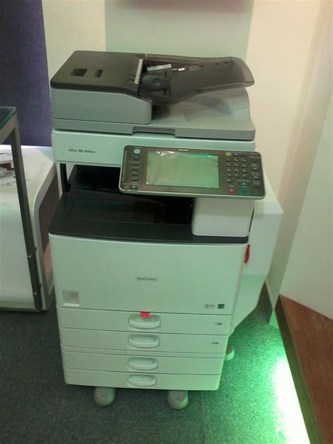 Printer Hp Bisa Scan Dan Fotocopy fotocopy ricoh aficio new series mp 2852 ricoh photocopy