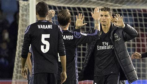 detiksport real madrid real madrid nyaris juara liga spanyol muncul konspirasi