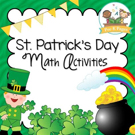 s day math st s day math activities pre k pages