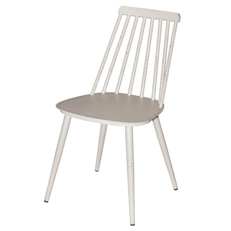 Cottage Dining Chairs Cottage Aluminium Dining Chair White Patio Warehouse