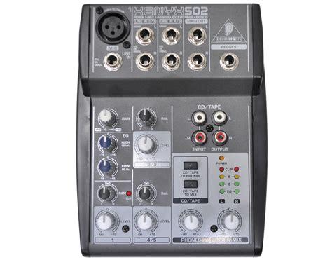 Mixer Eurorack behringer eurorack ub502 image 501699 audiofanzine