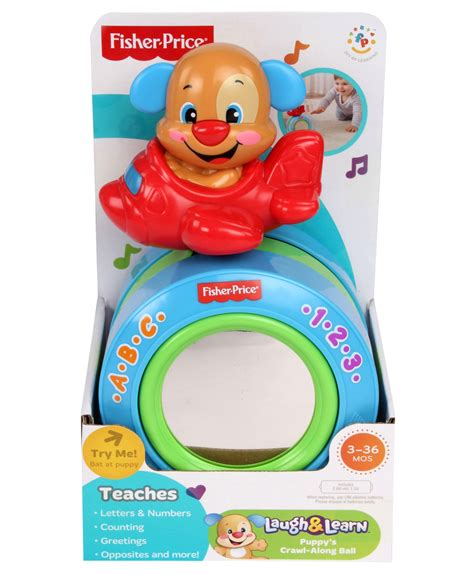 Winfun Pull Along Puppy 12m fisher price puppy crawl along the india buy