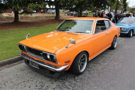 Datsun Sss by 1973 Datsun 180b Sss Coupe The Datsun 180b Was Also