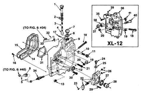 homelite xl parts diagram homelite xl12 chain saw ut 10445 b parts and accessories
