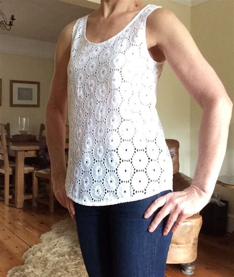 pattern review eucalypt tank sewing patterns pattern reviews for megan nielsen