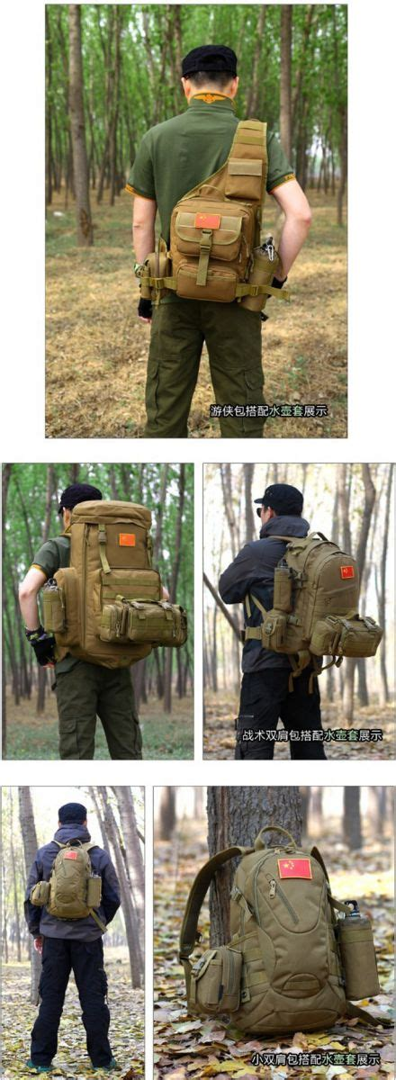 New Produk Botol Minum Model Galon Mini Unik tas botol minum travelling model militer anti air dan