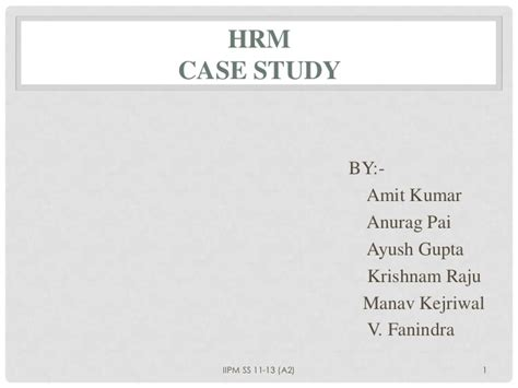 email hrd unilever hrm case study