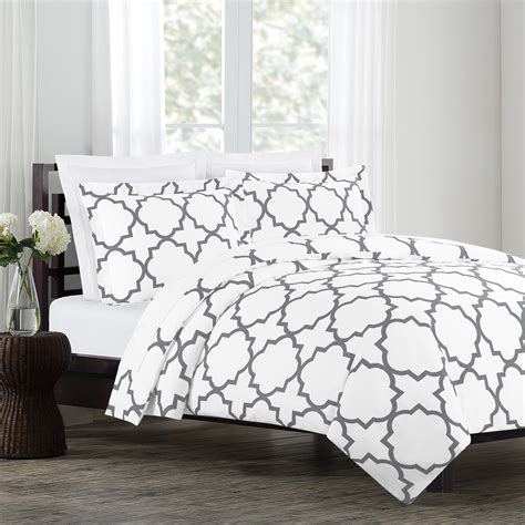 Quatrefoil Comforter by Quatrefoil Duvet Covers By Echelon Linenplace