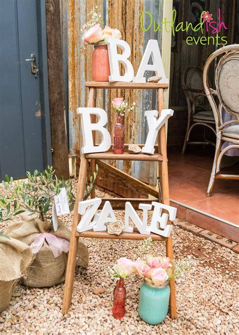 Vintage Baby Shower Theme by Outlandish Events Signature Theme Vintage Baby Shower 1