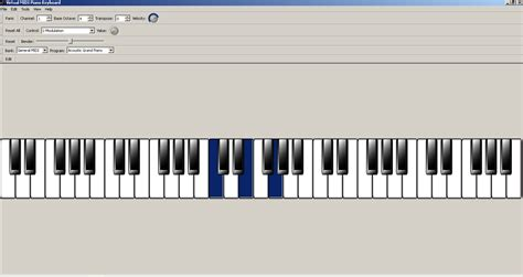 play piano on computer keyboard free playing the piano on pc is possible