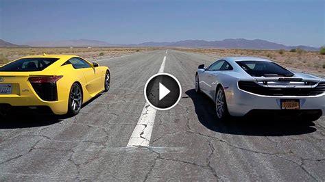 Bugatti Veyron Lamborghini Aventador Bugatti Veyron Vs Lamborghini Aventador Vs Lexus Lfa Vs