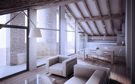 terrazzo coperto attico