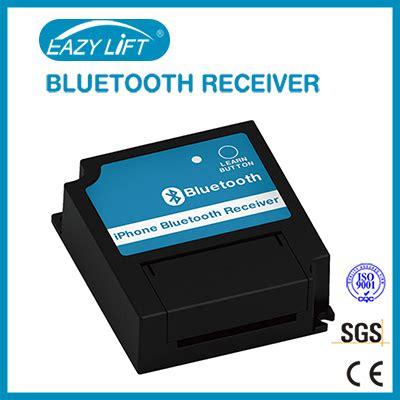 bluetooth garage door opener iphone ios system garage door opener bluetooth receiver