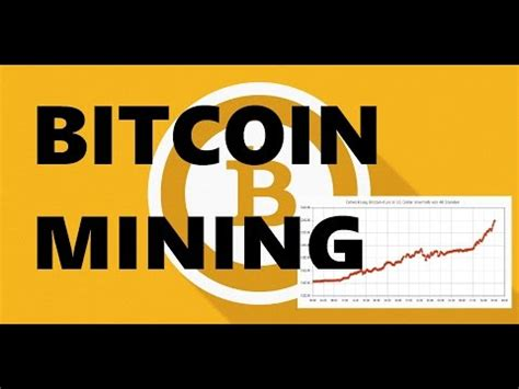bitcoin mining tutorial 2016 btc bitcoin mining tutorial